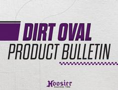 Hoosier Announces New Micro Sprint Dirt Front Tire