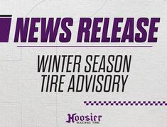 Winter Season Tire Advisory