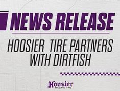 Hoosier Tire Announces Rally Partnership with DirtFish