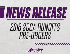 Pre-Orders For 2018 National Championship Runoffs